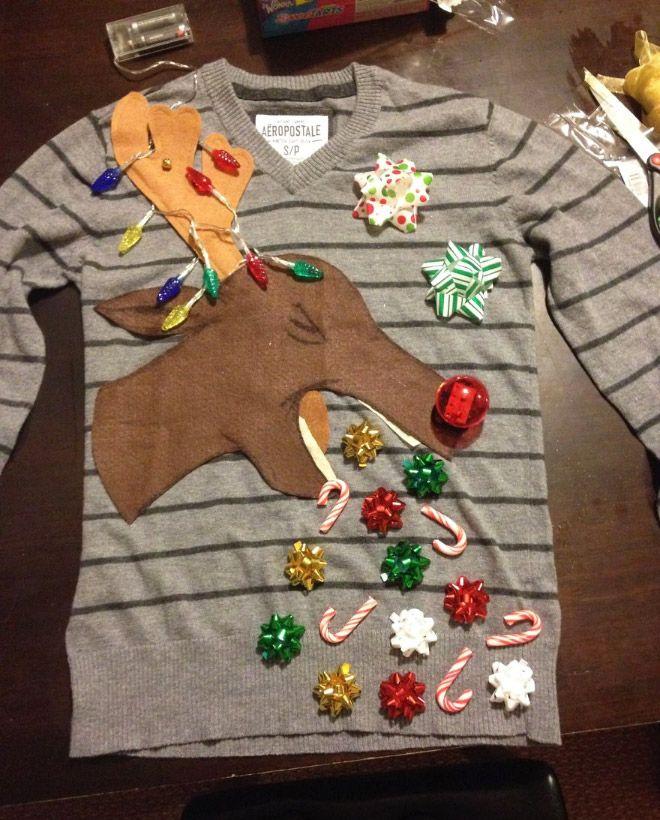 World's Ugliest Christmas Sweaters