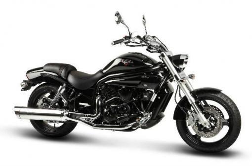 Motorcykler  (Hyosung)  (gv650 Aguila) Hyosung gv650 Aguila