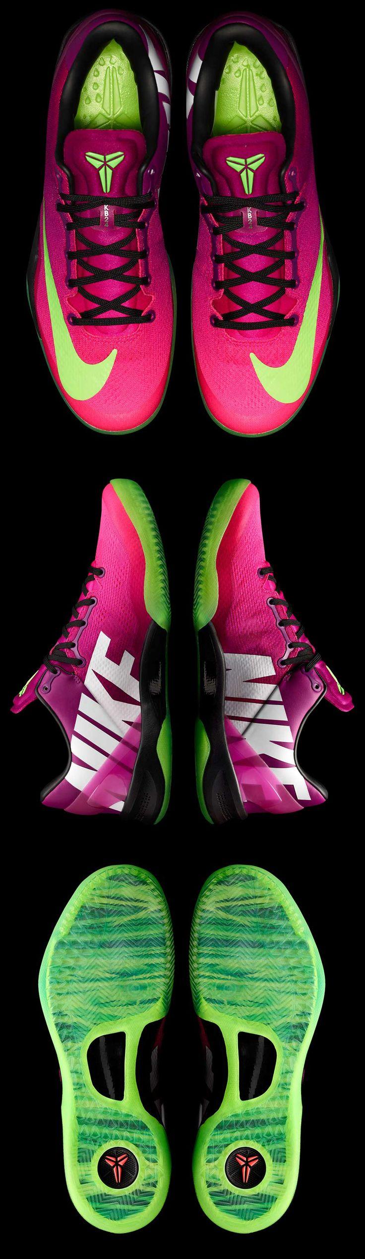 Nike Kobe Mambacurial basketball shoe