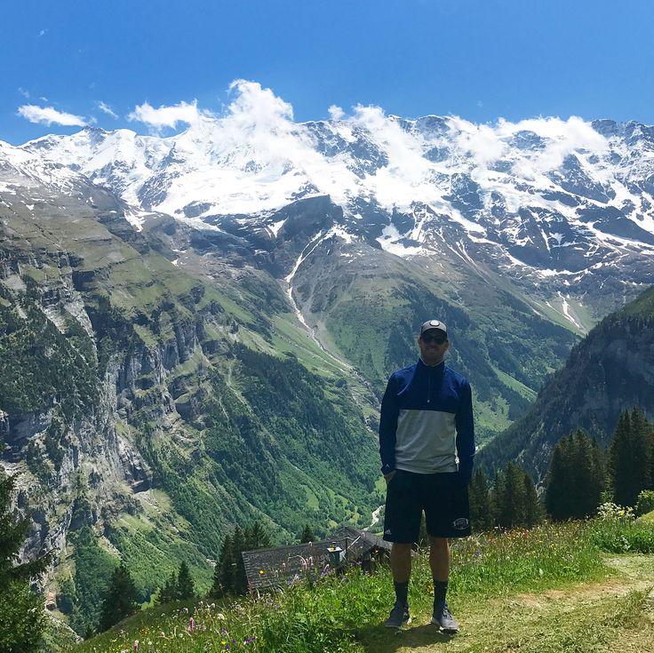 Switzerland may take the cakes... #lauterbrunnen #switzerland #beautiful #hike