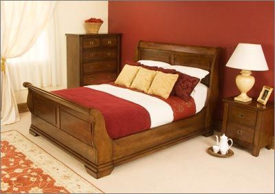 17 Best Ideas About Wooden Bed Designs On Pinterest