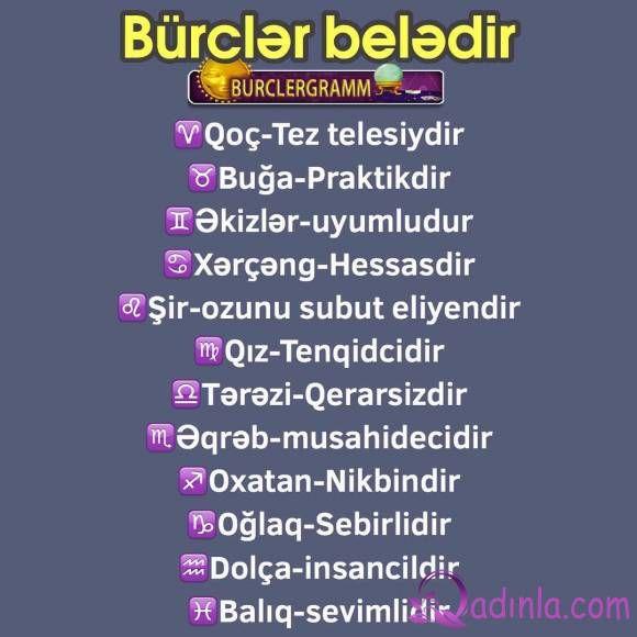 Pin By Ferqane Agayeva On Burclər Periodic Table Diagram
