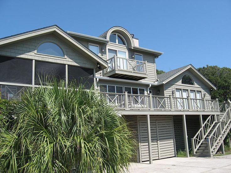 Fripp Island Beach Club Villas Rentals