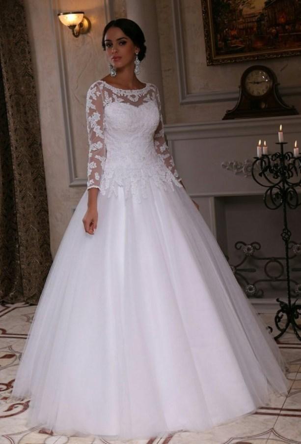 Свадебное платье бу - http://1svadebnoeplate.ru/svadebnoe-plate-bu-2588/ #свадьба #платье #свадебноеплатье #торжество #невеста