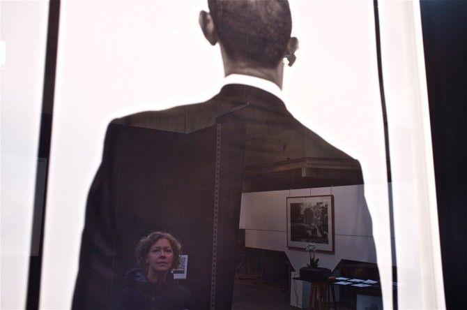 Göteborg - Gothenburg - We are behind you Barack Obama.
