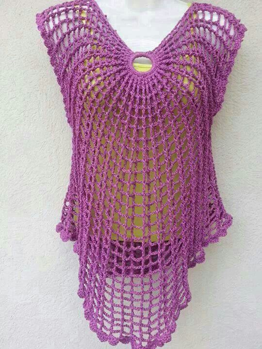 crochet top love