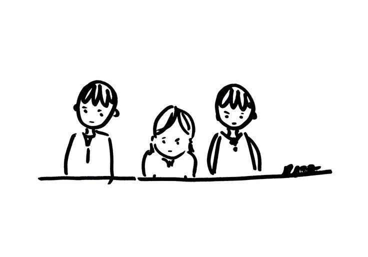 Illustratie Knok voor ruimte in gesprek