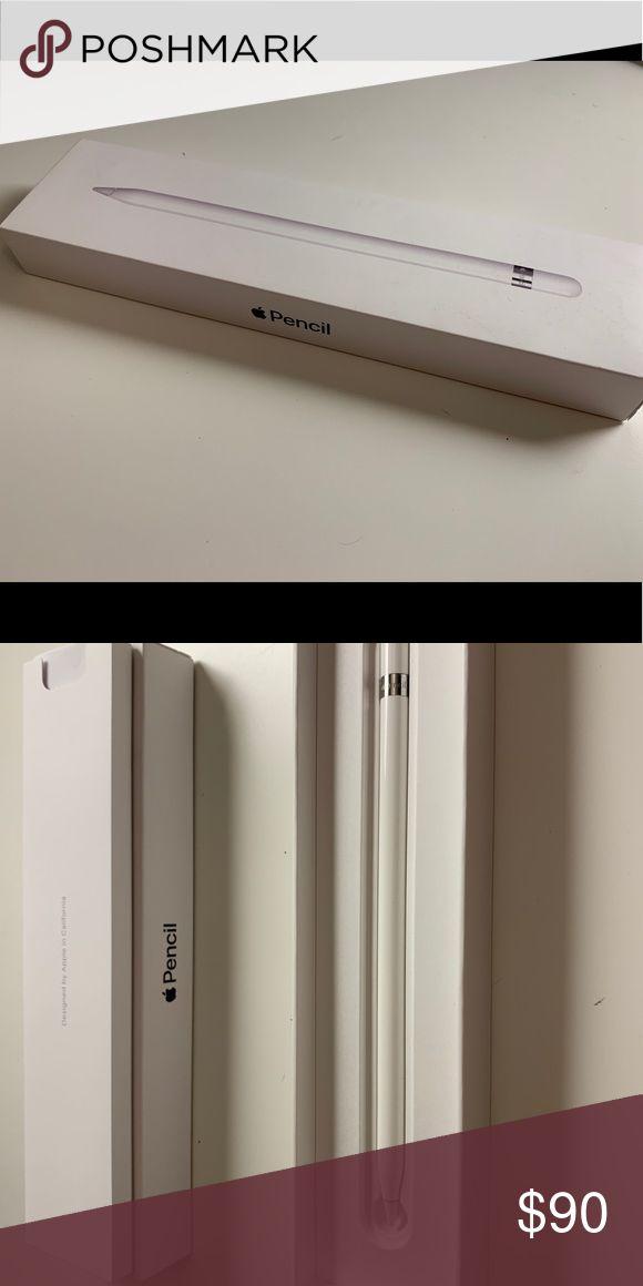 Brand New Apple Pen Apple Pencil features precision