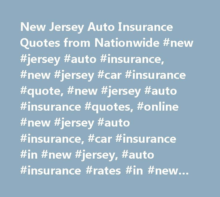 Nationwide Insurance Quote: Best 25+ Garden State Quotes Ideas On Pinterest