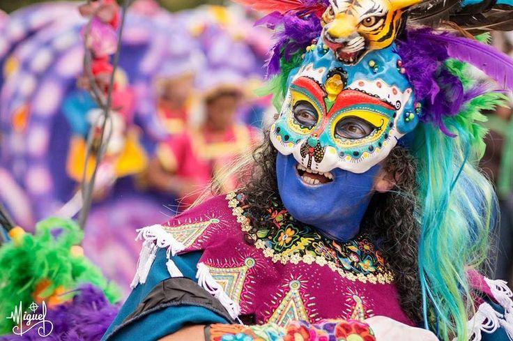 Carnaval de negros y blancos san juan de pasto!  Colombia