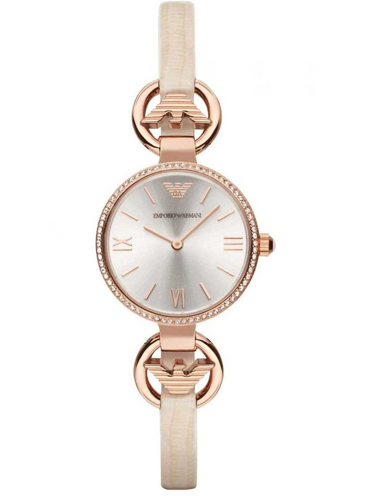Emporio Armani Ladies Gianni T Bar Watch AR1886