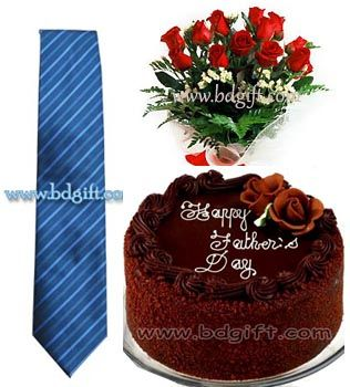 22 Pounds Round Shape Chocolate Cake Decorated With Roses From Swiss Bakery 1 Dozen Red BirthdayBirthday GiftsGift