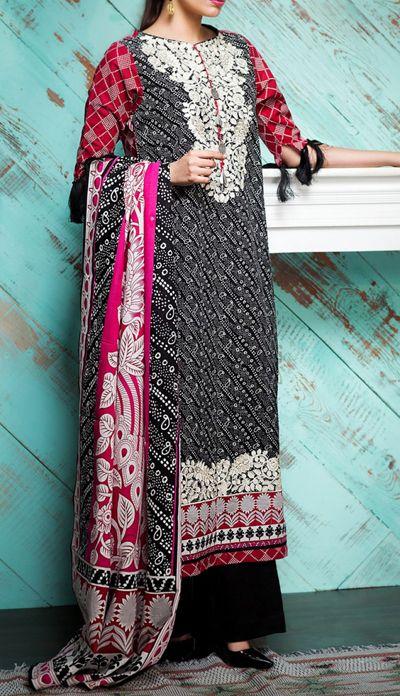Pakistani∞Women's Winter Clothes Pakistani Clothing Dresses SAlWAR KAMEEZ Online in Austin (Shopping - Clothing & Accessories)