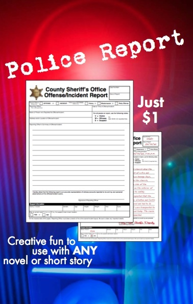 Add a little fun to your current novel or short story unit by turning your students into police officers.