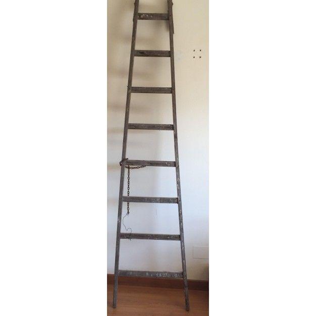 M s de 1000 ideas sobre antiguas escaleras de madera en for Escalera madera decoracion