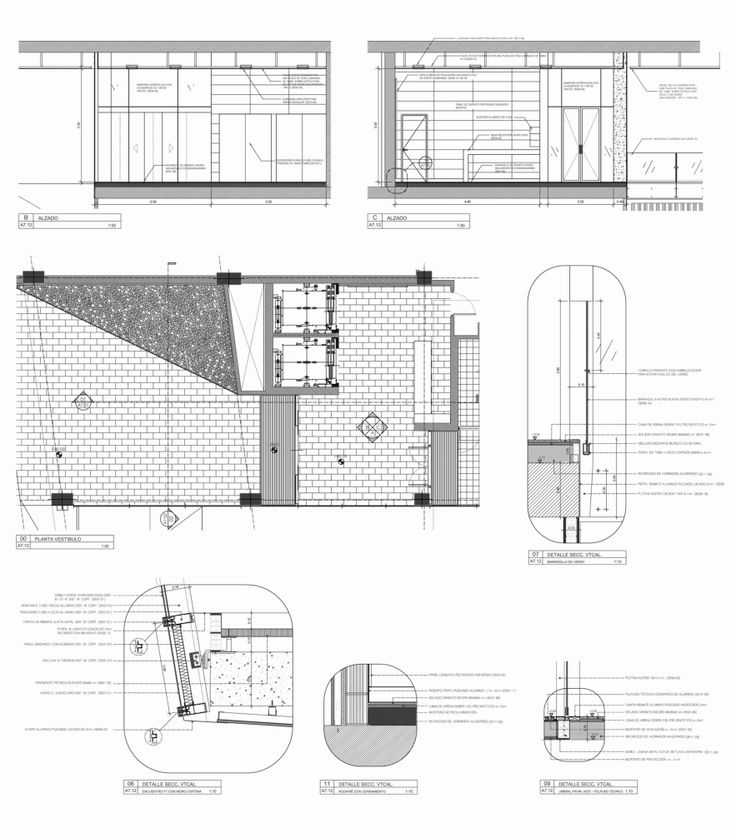 79 best adu working drawings images on pinterest for Architectural detail drawings