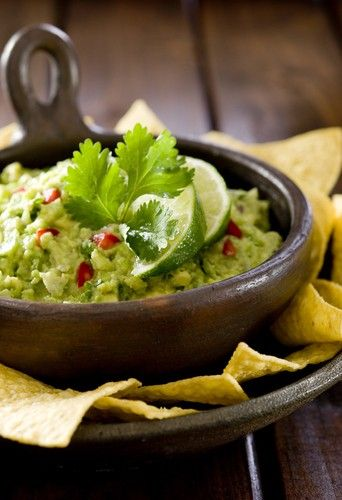 Mexican guacamole dip recipes easy