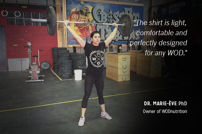 A Shirt Designed for Functional Athletes? It's About Damn Time!