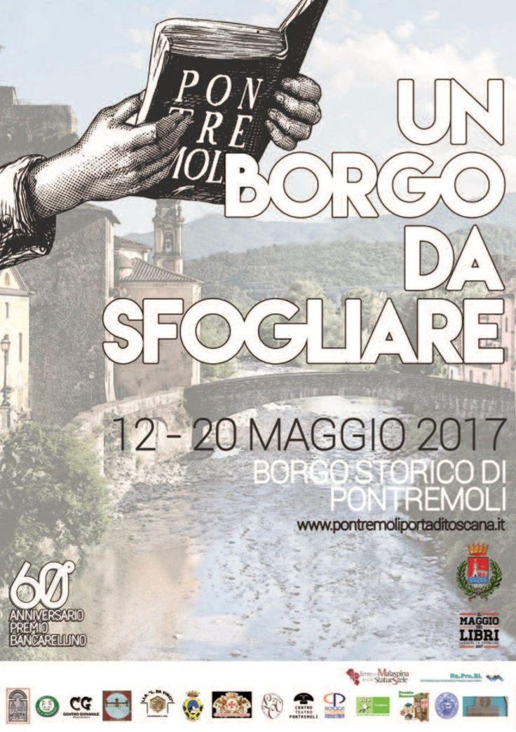 """#Lunigiana #PremioBancarellino2017. Si chiude domani a #Pontremoli la rassegna """"Un borgo da sfogliare"""" e alle 15.30 la proclamazione del 60° Premio Bancarellino. Il programma di oggi e domani nell'articolo"""