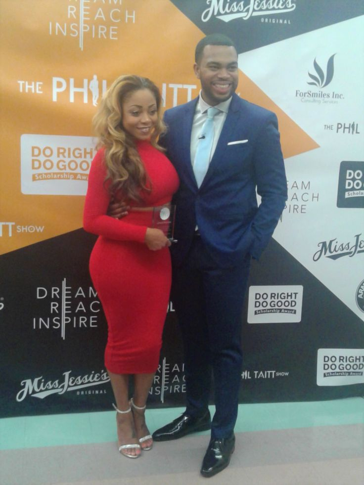 The Phil Taitt Show's Dream, Reach, Inspire event at St. Francis College in Brooklyn Heights, Brooklyn  featured Star-Studded lineup.