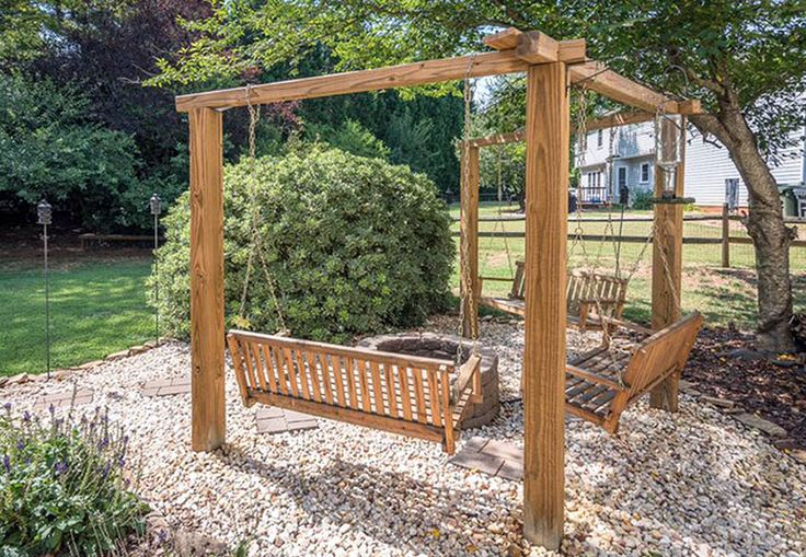 Pergola With Fire Pit Backyard Designs Fire Pit