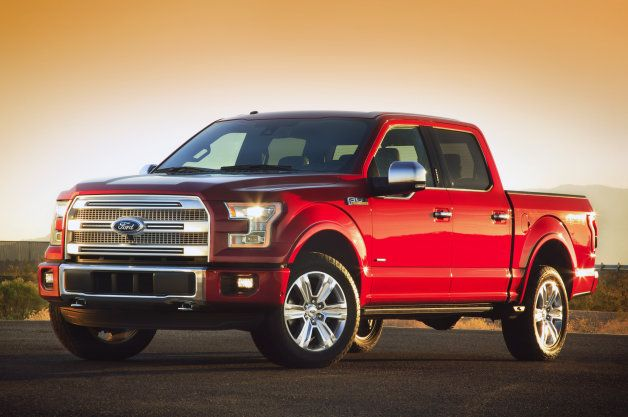 The new 2015 F150