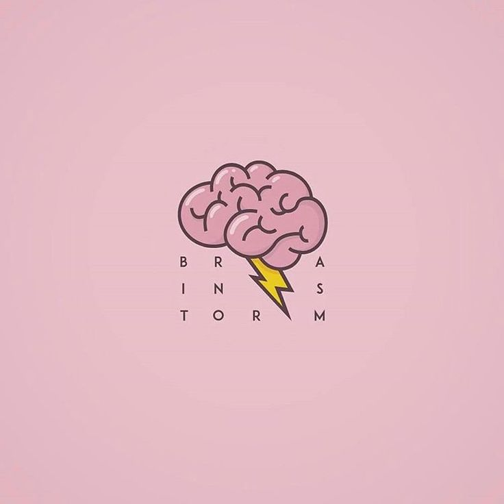 Brain storm logo design made by @abrate_emanuele