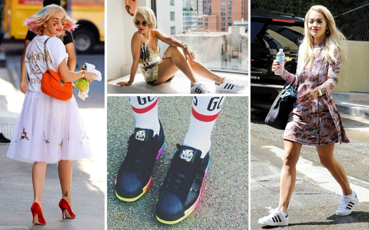 Per l'autunno-inverno , il marchio farà uscire una collezione realizzata in collaborazione con la cantante pop inglese di origine kosovara Rita Ora . L'accordo prevede l'uscita di varie capsule collection nelle prossime tre stagioni.