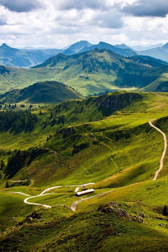 Kitzbühler Horn, Tirol, Österreich. http://www.lonelyplanet.com/austria/tirol/kitzbuhel/activities/other/kitzbuheler-horn-cable