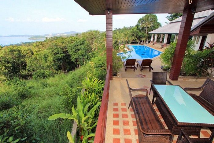 Bophut 4-Bedroom Panoramic Sea View, For Sale   Koh Samui Real Estate - Luxury Property for Sale & Rent