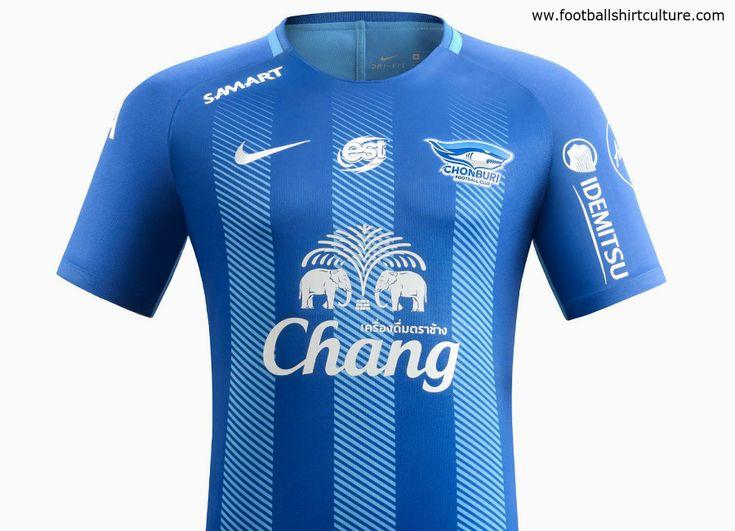 #football #soccer #futbol #Chonburifc #nikefootball Chonburi 2018 Nike Home Kit