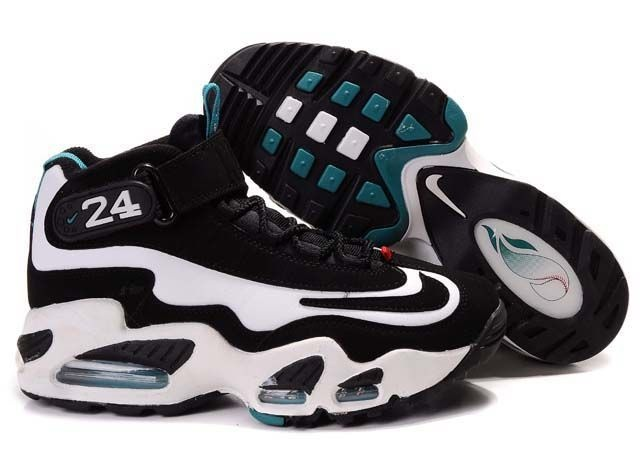 Nike Ken Griffey Jr. Air Max 1. (Nike, please make these in women's sizes...)