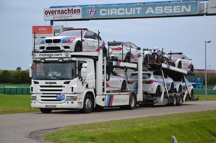 Scania  Car Transporter Uk
