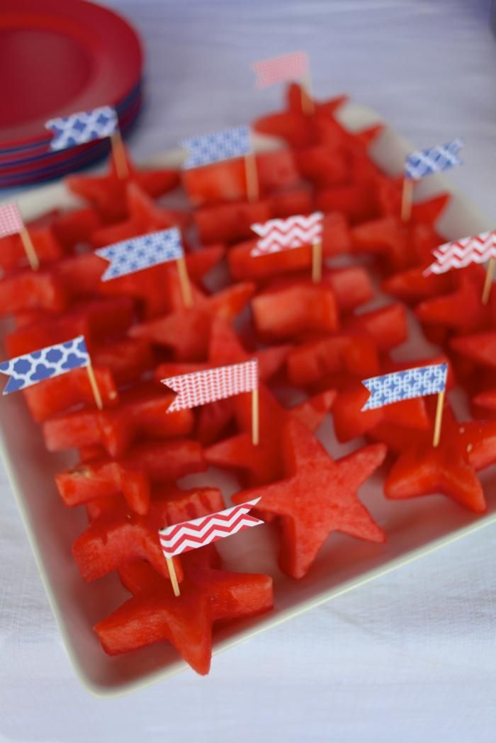 Fourth of July entertaining ideas!