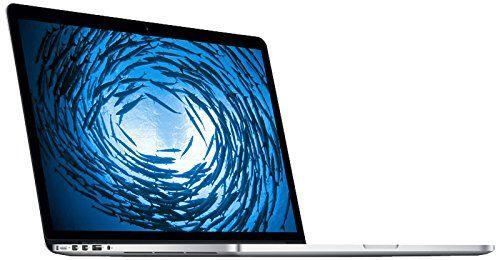 Apple MacBook Pro Ordinateur portable 15″ Retina (2015) (Intel Core i7, 16 Go de RAM, SSD 256 Go, Intel Iris Pro Graphics): Ecran 15.4…