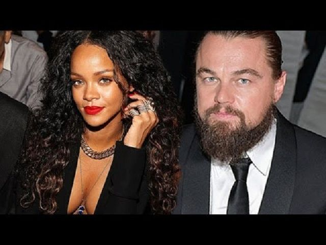 Photos of Rihanna and Leonardo DiCaprio kissing in Paris finally surfaces online (See Photos)
