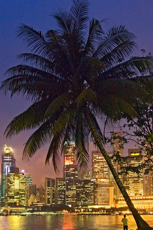 Singapore by night #NightLife #Travel