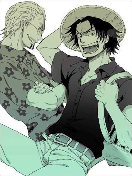 One Piece, Gol.D.Roger, Silvers Rayleigh
