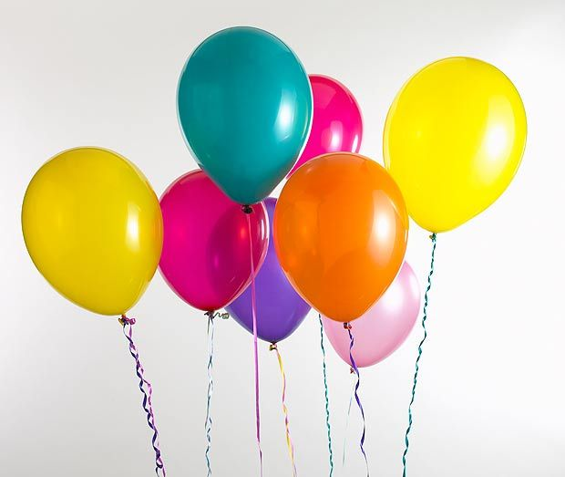 Latex Helium Balloons - Advantages and Disadvantages  Whether you need latex helium balloons to help celebrate the birth of a baby, your child's graduation, or a wedding, you may want to be sure you first know the difference between latex and Mylar balloons and the advantages and disadvantages of each before you make a final decision.