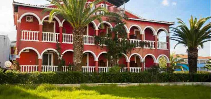 Tropical Studios | Laganas The Tropical Studios is a small partly renovated in 2009 accommodation, surrounded by a green garden with BBQ facilities and free parking area.