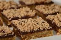 Giada's Mascarpone Chocolate Toffee Bars http://www.foodnetwork.com/recipes/giada-de-laurentiis/mascarpone-chocolate-toffee-bars-recipe/index.html