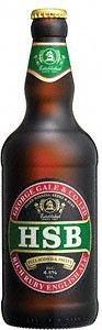 Cerveja HSB - Horndean Special Bitter, estilo Special/Premium Bitter, produzida por Fuller's, Inglaterra. 4.8% ABV de álcool.