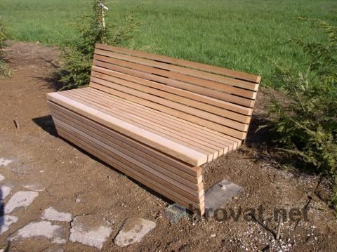 Best Wooden Garden Furniture Made Of Solid Wood Lesene Vrtne