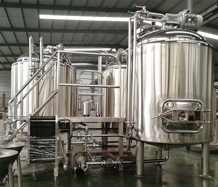 7bbl Brewery Equipment Brewery Equipment Brewing Equipment Microbrewery Equipment