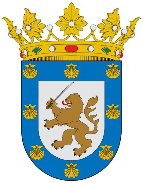 Escudo de Santiago, Chile
