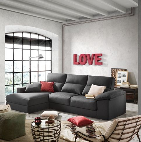 124 best sof s de dise o muy c modos images on pinterest for Sofa ideal cordoba
