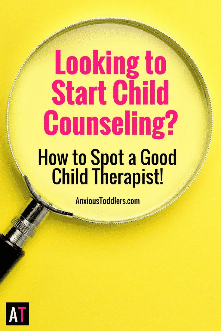 You finally decided to pull the trigger and start child counseling. But how do you spot a good child therapist? I'll give you the inside scoop!
