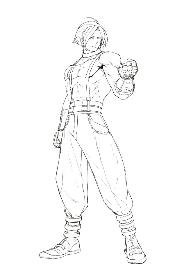 40 best Kof images on Pinterest   Videogames, Video games and King ...