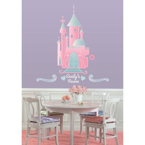 Disney Princess Peel & Stick Giant Wall Decals