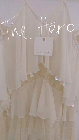 THE HERO FRILL DRESS // IXIAH